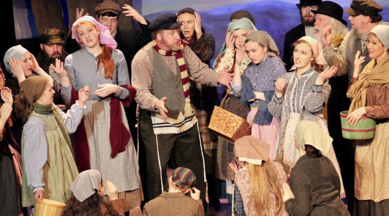 Fine Linen Theatre Presents: Fiddler on the Roof