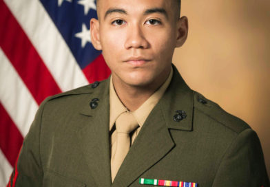 Corporal Hercules D. Knight Adjutant NCO Marine Corps Detachment Fort Leonard Wood, Missouri